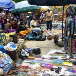 Beautiful Kenya - Maasai Market Square