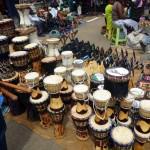 Kenya street market