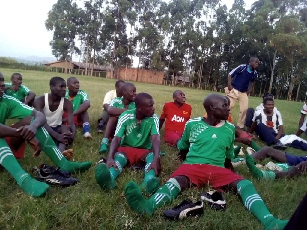 Football in Kenya - Mombasa Team