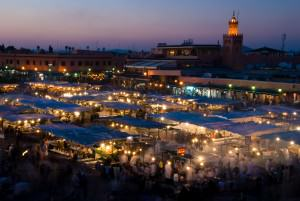 Djemaa_El_Fna_at_sunset_(2362267954)