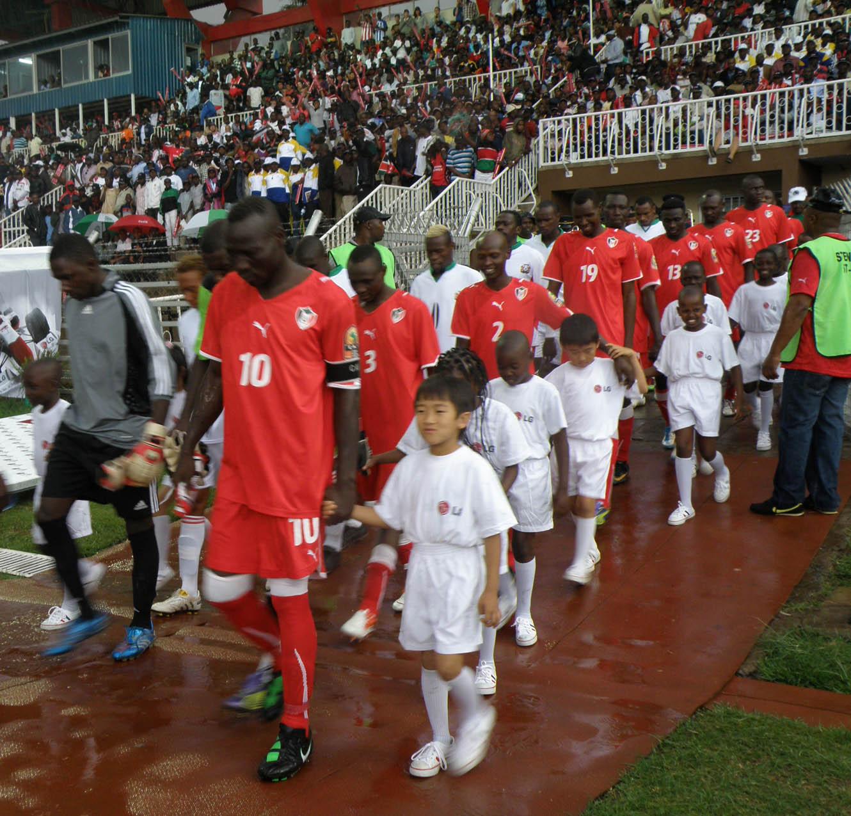 Kenya National Team - Kenyan Football